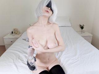 Sexy 2b cosplay