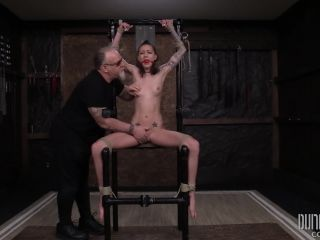 Dungeon Corp – Two Bound – Madison Haze & Kendra Cole - madison haze - femdom porn bdsm porno zemfira