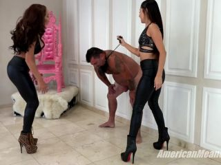THE MEAN GIRLS - Princess Carmela, Princess Bella - Mean Girls Tryout a New Pain Slave!!!
