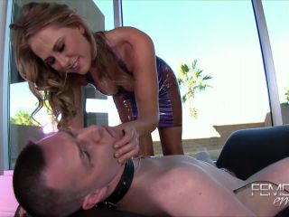 Carter Cruise - Face Ass Cushion