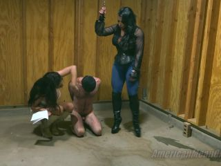 AmericanMeanGirls - Caning Madness!!!