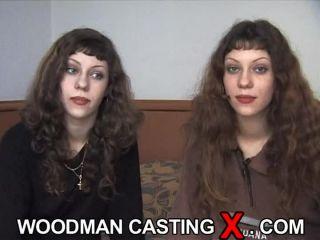 WoodmanCastingx.com- Yelena and Svetlana casting X