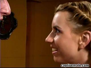 Lexi Belle dominates Daniel Danny Wylde, Lexi Belle