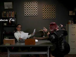 TsPussyHunters – November 4, 2019 – Jessica Fox, Bella Rossi!!!