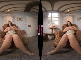 Fun With Cassie - Cassie Clarke Oculus Rift!!!