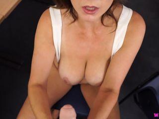 "Wankitnow - Sapphire ""Miss Provocative:Pt2"" - sapphire on femdom porn"