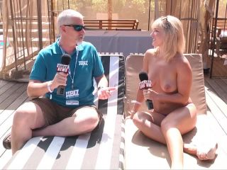 Ebony - Navigating Consent with Naked News