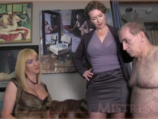 Mistress T - Politician Exposed As A Cocksucking Shemale Fan!!!