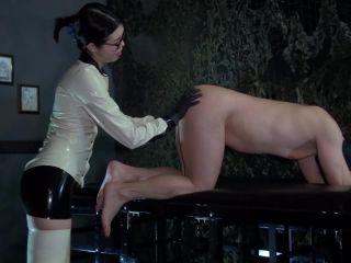 Kinky Mistresses - Anal Stretching. Starring Fetish Nelja