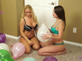 Popping Big Balloons - Jeri Lynn
