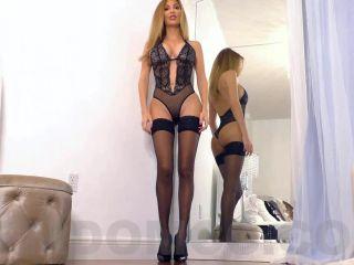 clubdom femdom femdom porn | Exquisite Goddess in Cum denial for 1 month day 30 | femdom
