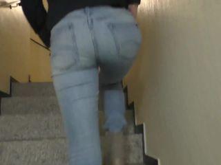 MyDirtyHobby - mellybunnyluder - wahrend seminar den kollegen unter der dusche gefickt!!!