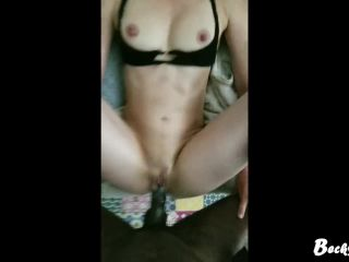 G05665 Creamy White Pussy On Bbc Teen Cums And Jerks With Pussy For Cr … | fantasy | creampie amateur bondage