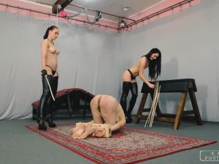 Cruel Punishments – Severe Femdom – Kinky Girls Play (Complete)