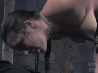 bdsm lesbi 720 bdsm porn   Suspended Sisterdee   tit torture