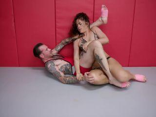 Online porn EvolvedFights - Victoria Vox vs Will Havoc - Wrestling