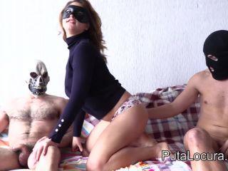 Yulia – Tremendo Trio Con Yulia Y Los Chicos De Torbe – Putalocura – Hd 720P!!!