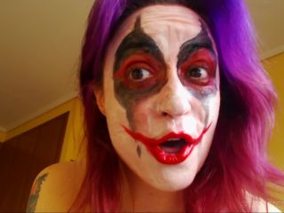 Your birthday clown eats you after gobbling your friends and mother up