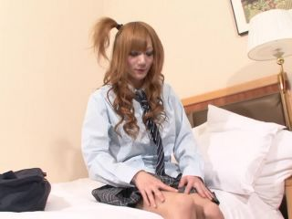 Schoolgirl Cutie Miki!!!