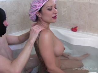 ClubStilettoFemdom: Miss Jasmine - Deep Diving Cucky - clubstilettofemdom - big ass porn long tongue fetish