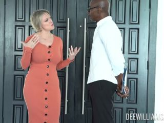 Dee Williams - Dee Williams In Interracial Deal Maker