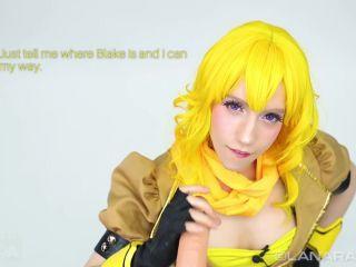 online porn video 38 Lana Rain – Yang Xiao Long vs The White Fang, classic femdom on role play