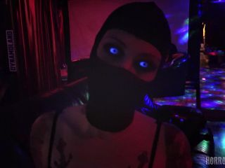 HorrorPorn presents Freak house The beauty with double pussy