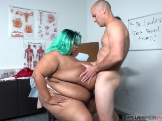 Cotton Candi - Dr Lawless Breast Exam