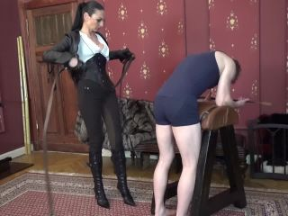 Madame Catarina – Cruelest Beauty – Training For Slave Olympic Games – Entire Movie (720 HD) – Caning
