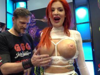 Alexxa Vice Die Spermagottin / Alexxa Vice - The Sperm Goddess (MP4 / HD) JTPron, John Thompson, GGG | redhead | bukkake super bukkake