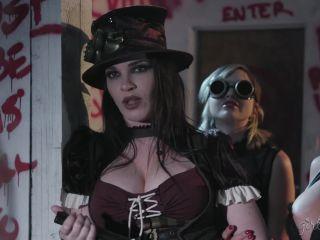 Online porn - GirlsWay presents Abigail Mac, Georgia Jones, Alexis Fawx in Fantasy Factory: Wastelands (Episode 1: The Villain) – 13.09.2018 lesbian