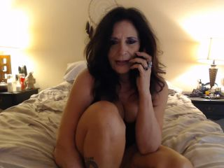 LIVE PHONESEX- Taboo Truths with Latex, Smoking & Boobplay