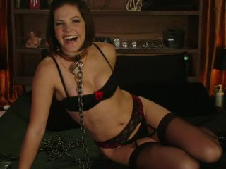 Bobbi Starr squirting, gapping and gagging LIVE! - January 19, 2010