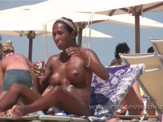 Topless beach 2540