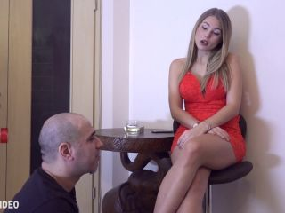 GODDESS GABRIELLA - GABRIELLA - Loser Brother-In-Law - Foot Worship And Domination, kissing fetish on femdom porn