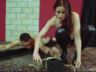 Online Fetish video Bdsm – CRUEL PUNISHMENTS – SEVERE FEMDOM – Cruelty in the dungeon part2 – Mistress Anette