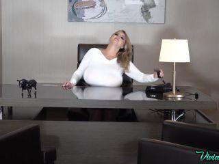Vivian Blush - Big Boobed Help Desk -