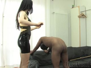 Femmefatalefilms – Lady Mephista – Obedience Part 1-4, ginger fetish on feet porn