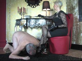 Passion For Feet Mistress Johanna 1 280