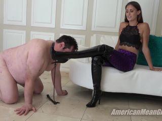 Toilet Bread Boy [AmericanMeanGirls] Goddess Rodea (1.15 GB) - boots - lesbian kigurumi fetish