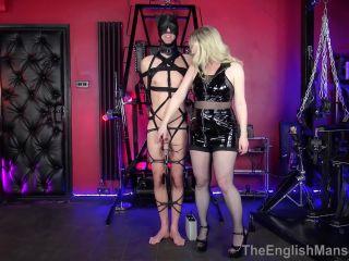 Mistress Sidonia - Rope Tease