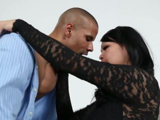 Online Tube Devianthardcore presents TS Carmen Moore Tops and Gets Fucked by Black Stud - shemales