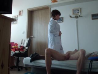 Mrs. Doctor Fucks Private Patient