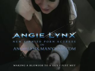 Angie lynx slutty movies!?