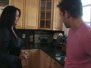 8001 Worker alone with Housewife in her Home; Husband Cuckold