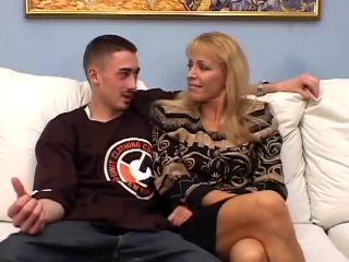Moms Who Love Cock #2, Scene 1