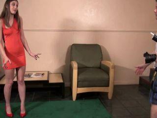 1074 – ScissorVixens – Modeling Her SCISSORS – Scarlet Hart