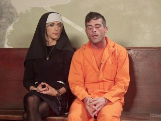 Bad Habits Pray to her cock   fetish   anal porn sexy femdom