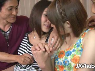 Javhub - Hinata Hyuga & Haruka Sasano