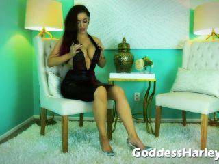 AMAZON Goddess Harley – Tits And Tugjob For My Good Boy | goddess harley | femdom porn femdom joip